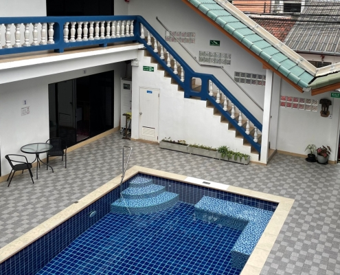 Treff Patong Pool