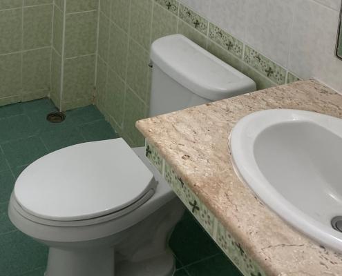 Standard Room Toilet